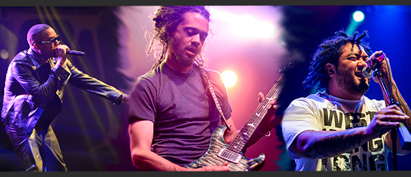 High Times Cannabis Cup Concert: SOJA, J-Boog & NAS at Red Rocks Amphitheater