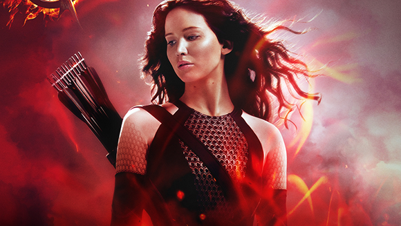 Film on the Rocks: The Hunger Games: Mockingjay Part 1 at Red Rocks Amphitheater