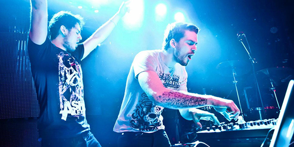 Adventure Club at Red Rocks Amphitheater