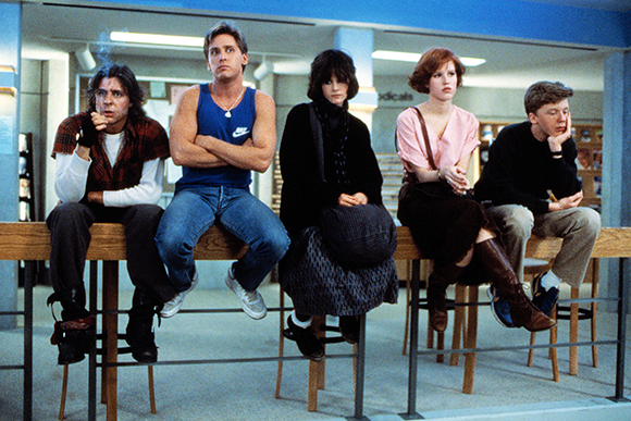 Film on the Rocks: The Breakfast Club at Red Rocks Amphitheater