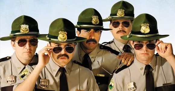 Film on the Rocks: Super Troopers at Red Rocks Amphitheater