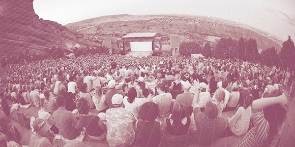 Film on the Rocks: End of Season Spectacular (Film TBD) at Red Rocks Amphitheater