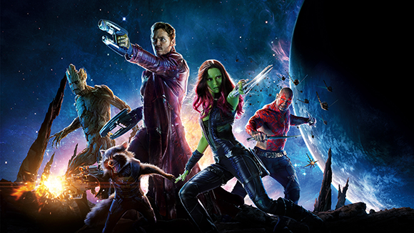 Film on the Rocks: Guardians of the Galaxy at Red Rocks Amphitheater