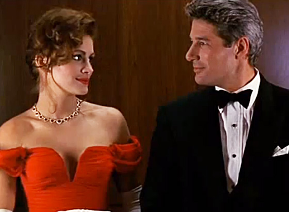 Film on the Rocks: Pretty Woman at Red Rocks Amphitheater