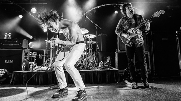 Cage The Elephant & Portugal. The Man at Red Rocks Amphitheater