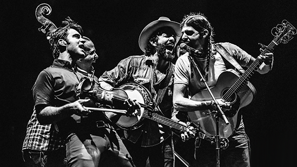 The Avett Brothers & Sturgill Simpson at Red Rocks Amphitheater