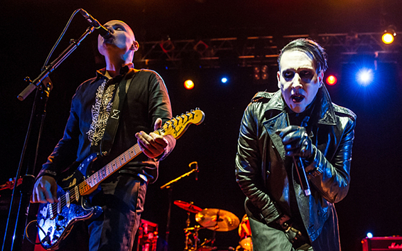 Smashing Pumpkins & Marilyn Manson at Red Rocks Amphitheater