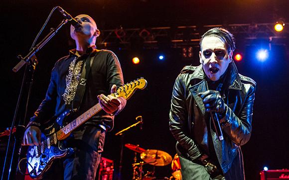Smashing Pumpkins & Marilyn Manson at Red Rocks Amphitheater