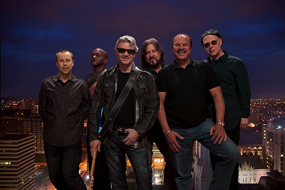 Steve Miller Band & Don Felder at Red Rocks Amphitheater