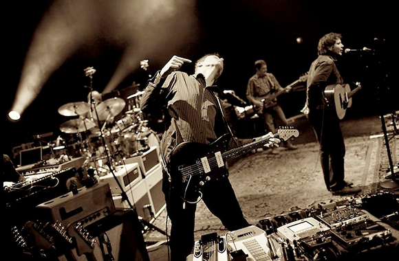Wilco at Red Rocks Amphitheater