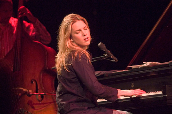 Diana Krall at Red Rocks Amphitheater