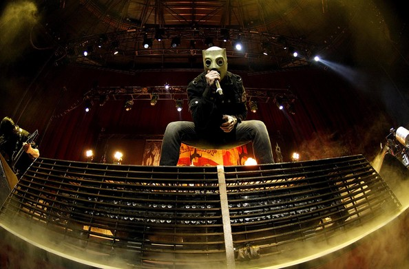 Slipknot, Lamb Of God & Bullet For My Valentine at Red Rocks Amphitheater