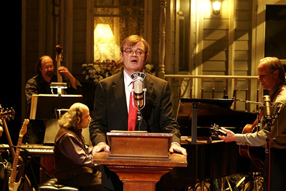 Garrison Keillor: A Prairie Home Companion at Red Rocks Amphitheater