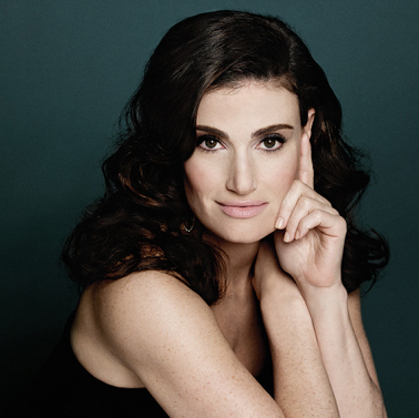 Idina Menzel at Red Rocks Amphitheater