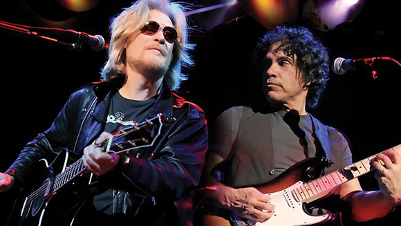 Daryl Hall & John Oates at Red Rocks Amphitheater