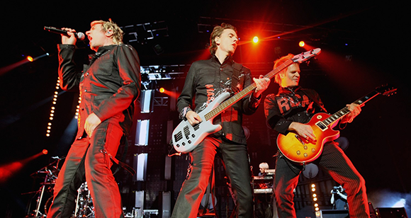 Duran Duran at Red Rocks Amphitheater