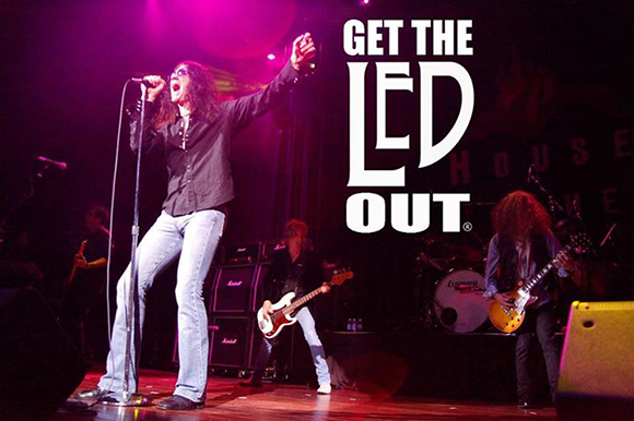 Get The Led Out - Tribute Band at Red Rocks Amphitheater
