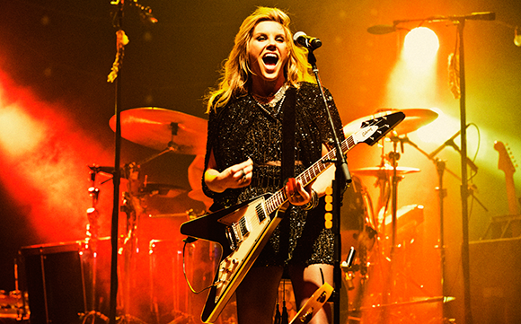 Grace Potter & Galactic at Red Rocks Amphitheater