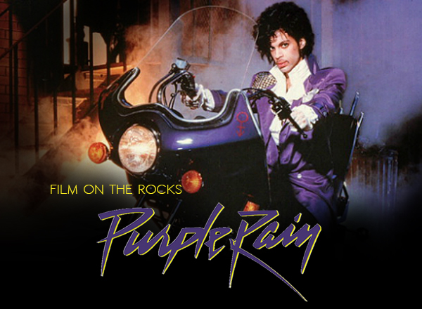 Film on the Rocks: Purple Rain at Red Rocks Amphitheater