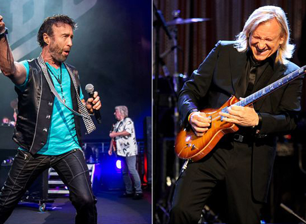 Bad Company & Joe Walsh at Red Rocks Amphitheater