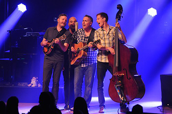 Barenaked Ladies, Orchestral Manoeuvres In The Dark & Howard Jones at Red Rocks Amphitheater