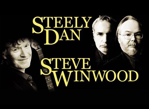 Steely Dan & Steve Winwood at Red Rocks Amphitheater