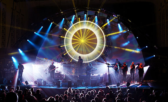 Brit Floyd at Red Rocks Amphitheater