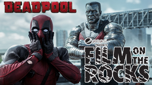 Film On The Rocks: Deadpool at Red Rocks Amphitheater