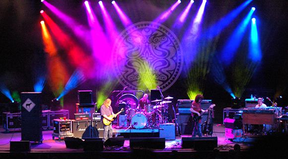 Gov't Mule & moe. at Red Rocks Amphitheater