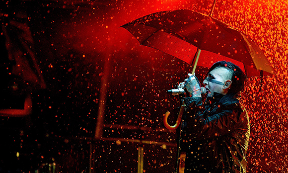Slipknot, Marilyn Manson & Of Mice and Men at Red Rocks Amphitheater