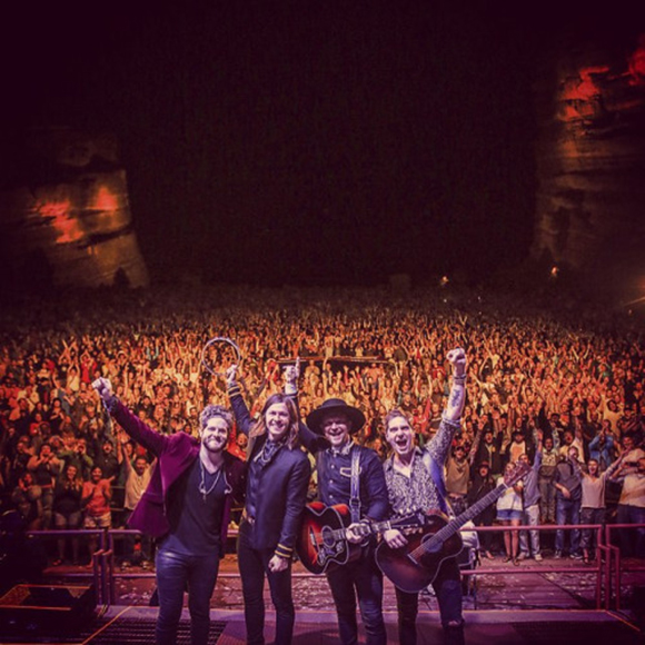 Needtobreathe at Red Rocks Amphitheater
