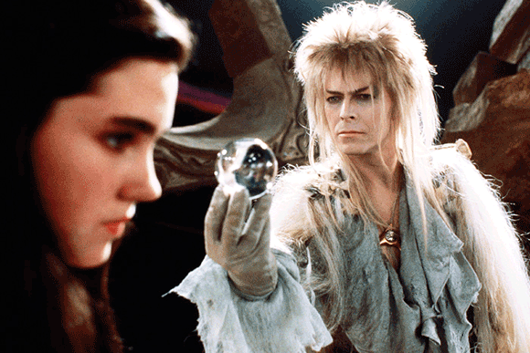 Film On The Rocks: Labyrinth at Red Rocks Amphitheater