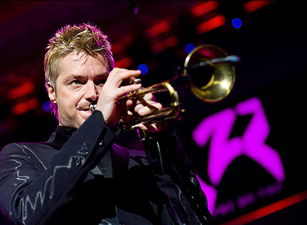 Chris Botti & Josh Bell at Red Rocks Amphitheater