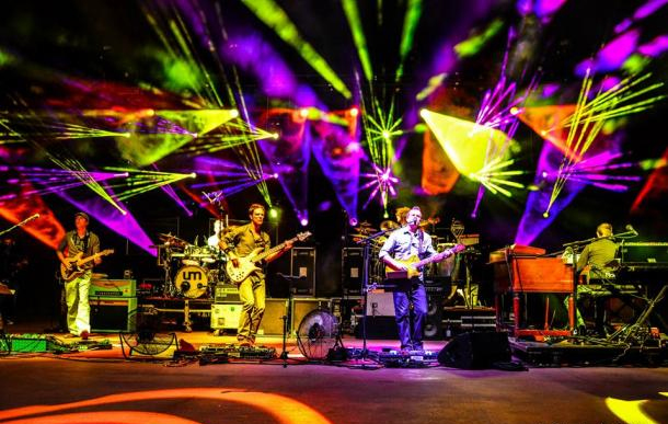 Umphrey's McGee, Joe Russo's Almost Dead & The Main Squeeze at Red Rocks Amphitheater