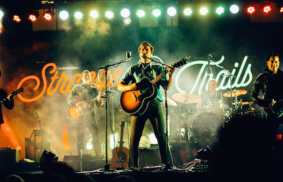 Lord Huron & Trampled By Turtles at Red Rocks Amphitheater