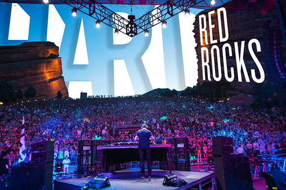 HARD Red Rocks: RL Grime, Savoy, Keys N Krates, Graves & Drezo at Red Rocks Amphitheater