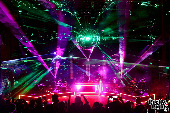 Pretty Lights - Friday Admission at Red Rocks Amphitheater