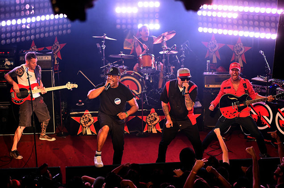 Prophets of Rage at Red Rocks Amphitheater
