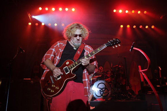 Sammy Hagar and The Circle at Red Rocks Amphitheater