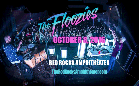 The Floozies at Red Rocks Amphitheater