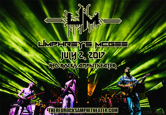 Umphrey's McGee at Red Rocks Amphitheater