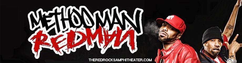 Method Man, Redman & Flatbush Zombies  at Red Rocks Amphitheater