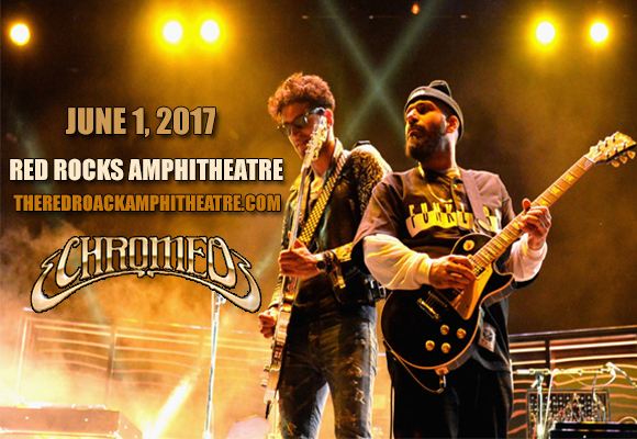 Chromeo & Rufus Du Sol at Red Rocks Amphitheater
