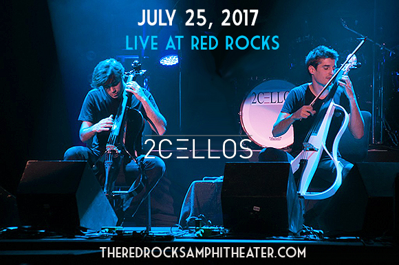 2Cellos at Red Rocks Amphitheater