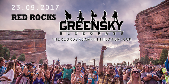 Greensky Bluegrass at Red Rocks Amphitheater