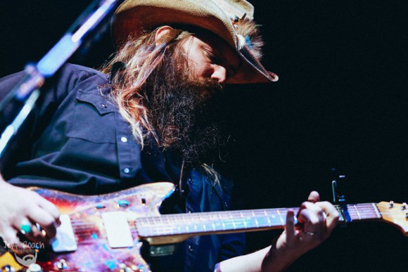 Chris Stapleton, Brothers Osborne & Lucie Silvas at Red Rocks Amphitheater