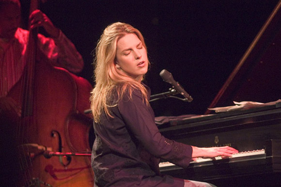 Diana Krall & Colorado Symphony Orchestra at Red Rocks Amphitheater