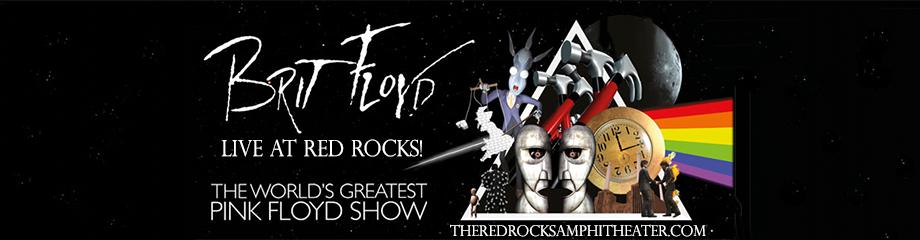 Brit Floyd at Red Rocks Amphitheater