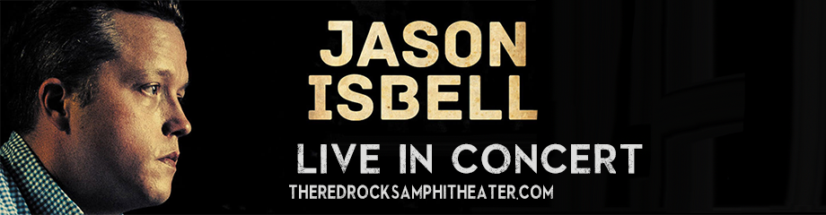Jason Isbell at Red Rocks Amphitheater