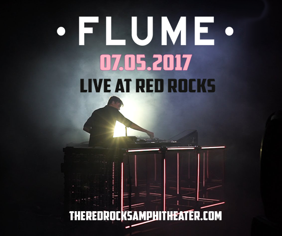 Flume at Red Rocks Amphitheater